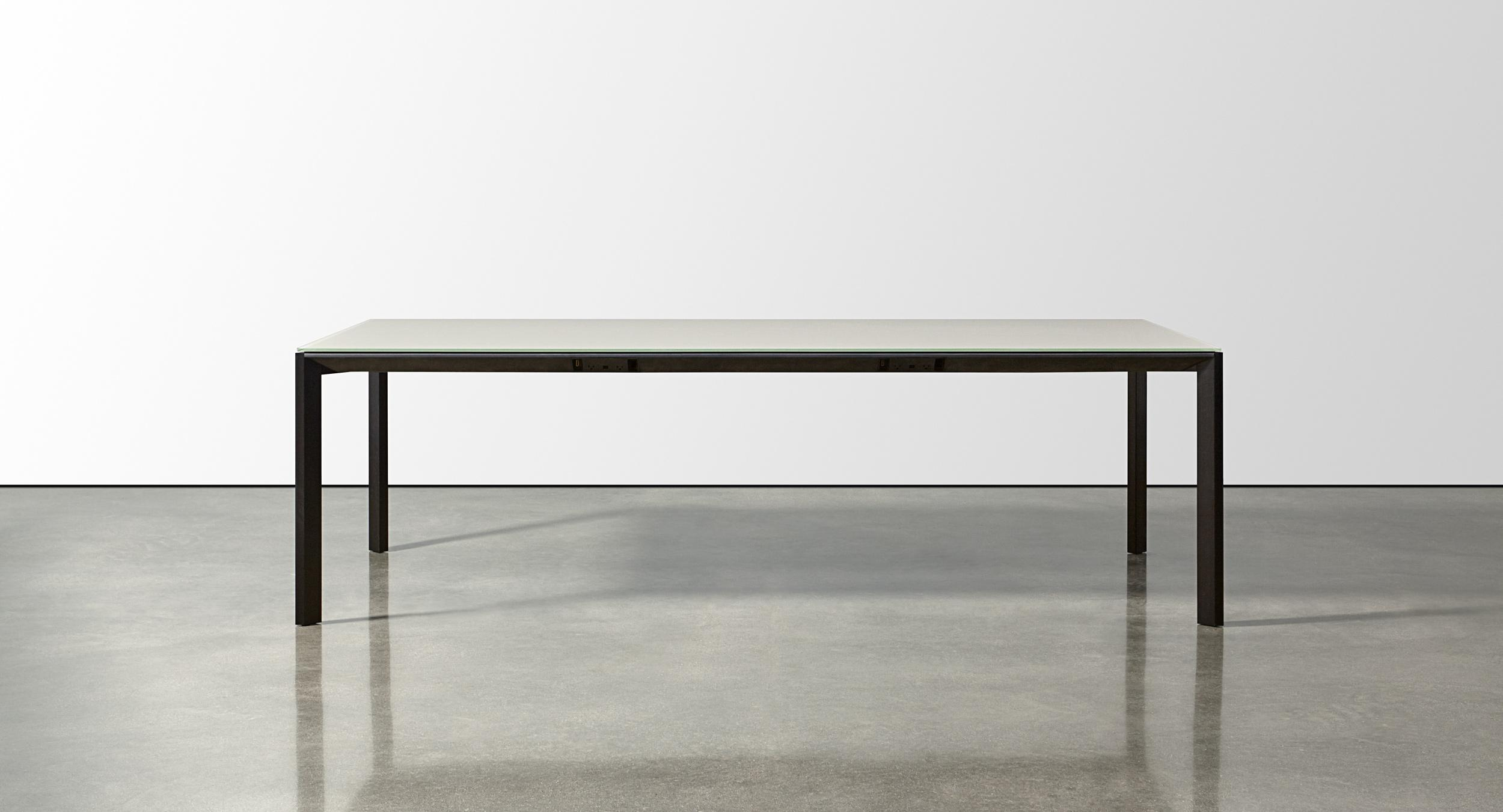 Halo tables are available in a variety of superbly designed shapes to suit any project need.