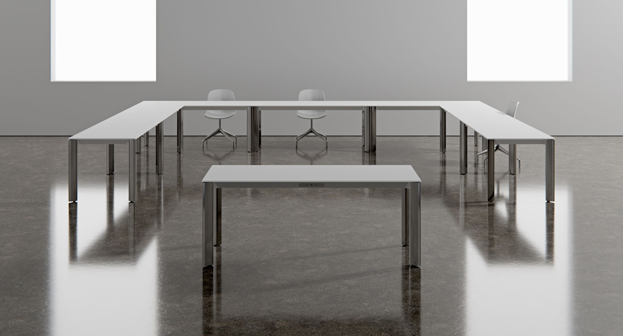 Achieve beautiful, executive-level spaces with total flexibility.