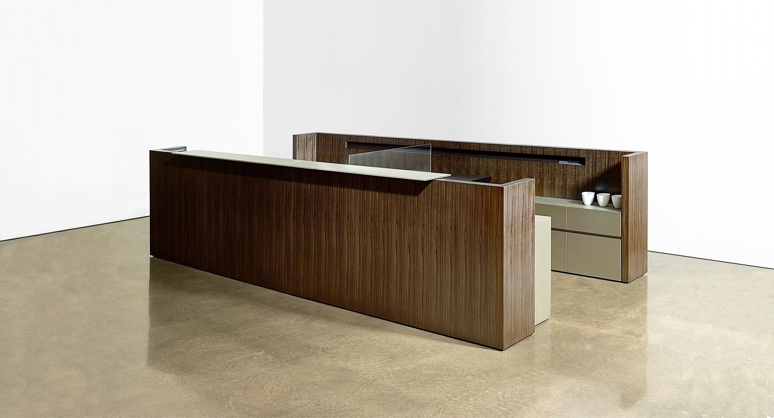 FOUNDRY integrates technology, thoughtful work tools, and complementary materials into the most well-crafted, beautiful millwork system imaginable.