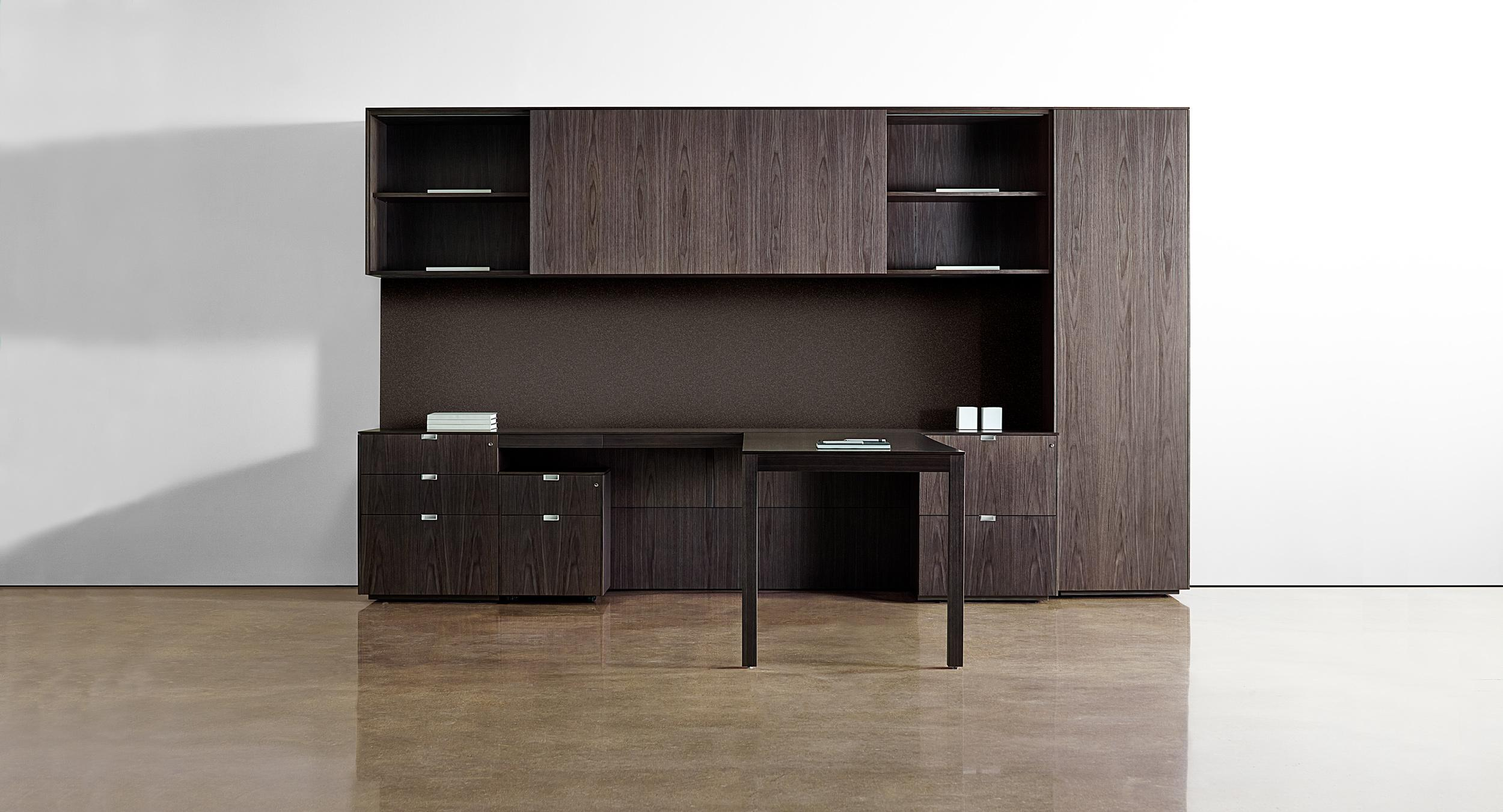 Casework is available in multiple sizes and configurations to precisely meet your work and storage needs.