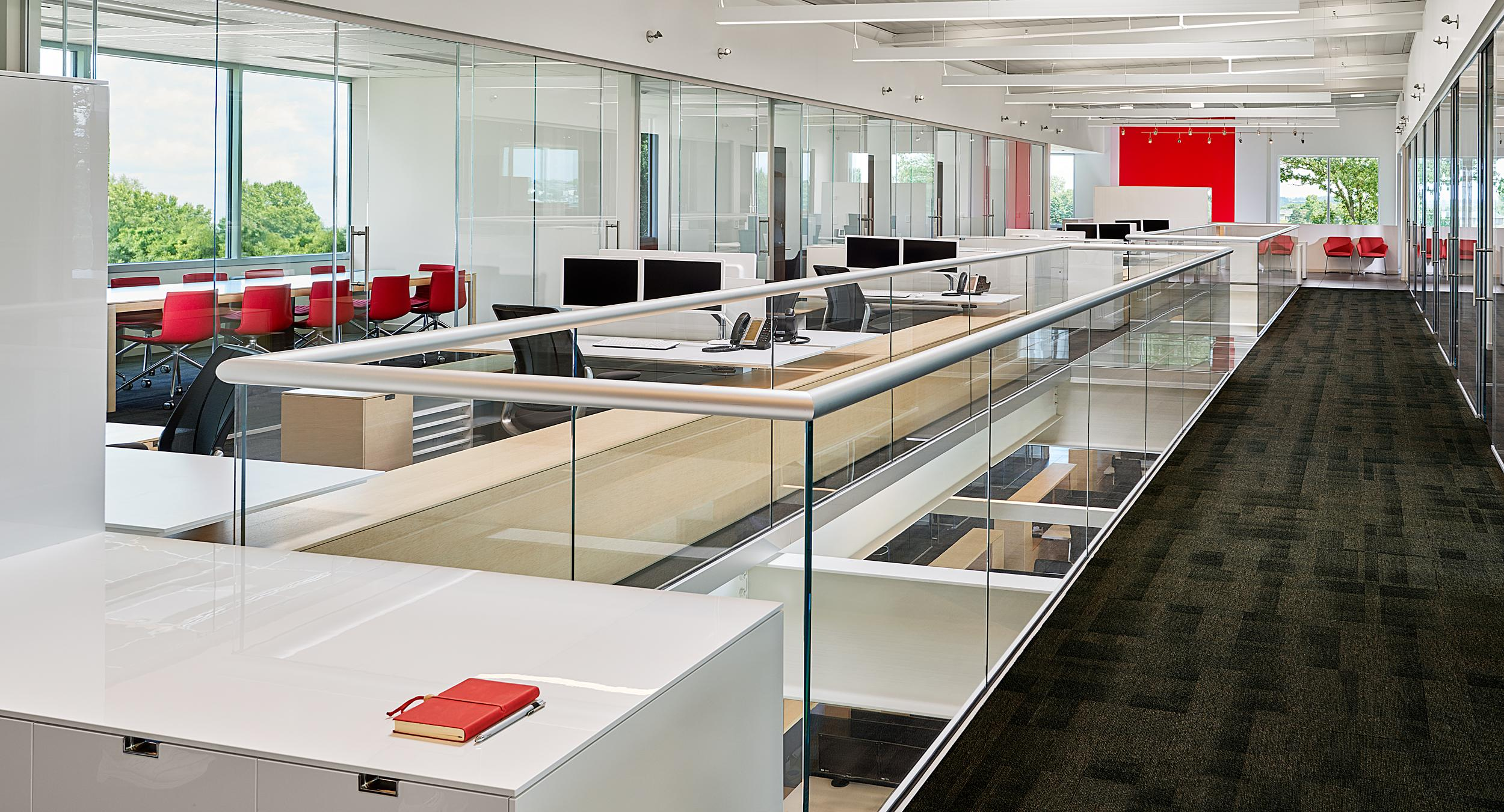 Our all-new HALCON Headquarters showcases our commitment to design and innovation.