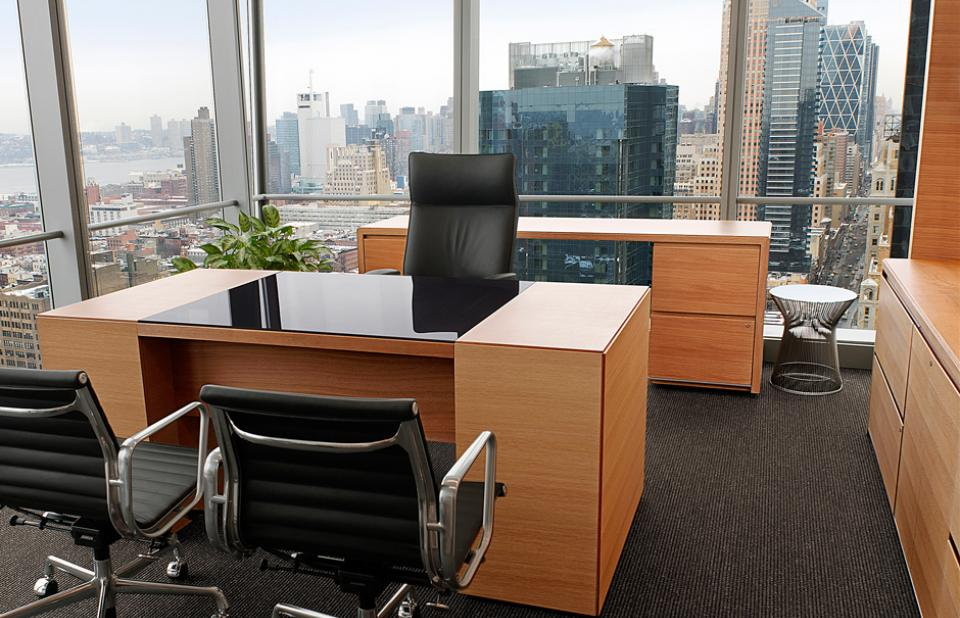 Turner construction ny halcon furniture for Small interior design firms nyc