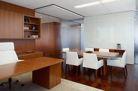 Halcon law firm miami for Office design northbrook il